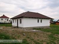 Výstavba osmé dřevostavby ve Vysoké nad Labem, okr. Hradec Králové