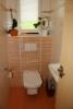 Reference dřevostavby na klíč - od koupelny odděleně realizovaná toaleta