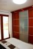 Reference dřevostavby na klíč - ložnice