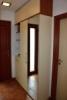 Reference dřevostavby na klíč - zádveří s vestavěnou skříní a vstupem do technické místnosti