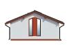 projekt dřevostavby na klíč - bungalov Ohio