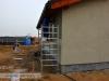výstavba dřevostavby na klíč - bungalov 4+kk (Hradec Králové - Stěžírky)