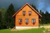 reference rekreační dřevostavby - chalupy realizované v Orlických horách