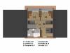 podkrovní dřevostavba Nest P01