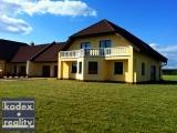 Nový zděný dům 6+kk s pozemkem 1.102 m² a dvougaráží, Nepolisy (č. 1)