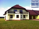 Nový zděný dům 6+kk s pozemkem 1.101 m² a dvougaráží, Nepolisy (č. 2)