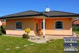 Útulný rodinný dům 3+kk s garáží a krásnou zahradou, Borek u Hradce Králové