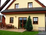 Stylový zděný dům 5+kk s garážovým stáním, Vysoká nad Labem - Jižní svah