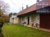 Zděný rodinný dům 5+kk s garáží a velkým pozemkem, Kunčice
