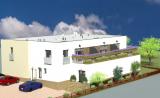 Nový byt 2+kk s terasou Havlíčkův Brod - Roháče z Dubé