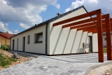 Nový zděný rodinný dům 5+kk se stáním pro auto, Vysoká nad Labem