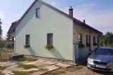 Nový úsporný dům 3+kk s pěkným pozemkem, Všestary - Rozběřice