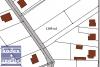 pozemek na prodej, Čeperka - detail katastrální mapy
