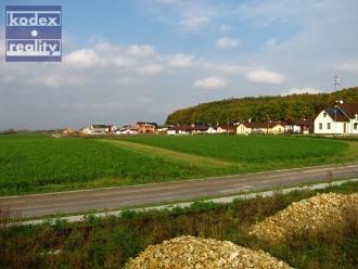 stavební pozemek na prodej Vysoká nad Labem u Hradce Králové