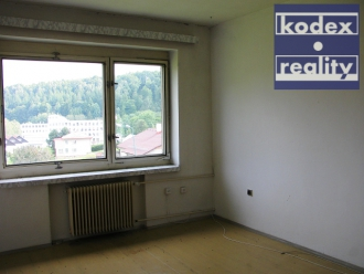 zděný byt 2+1 na prodej v Adršpachu