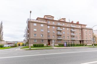 Byt 2+1 na prodej v Průmyslové ulici, Hradec Králové - centrum