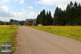 stavební pozemek na prodej, Rokytnice v O. h. - Panské Pole
