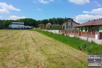 pozemek k výstavbě rodinného domu u Hradce Králové - Stěžírky