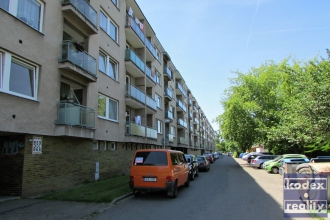 pronájem bytu 4+kk v ul. Na Občinách, Hradec Králové - Malšovice