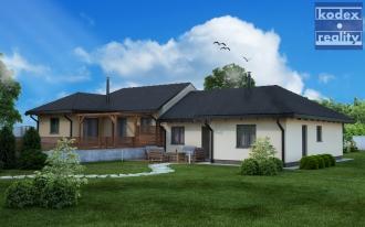 nový rodinný dům 4+kk na prodej, Vysoká nad Labem